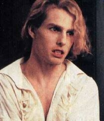 No. he's not nearly as sexy as Lestat.