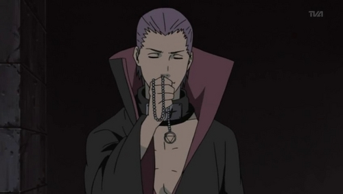 Obvious answer is obvious. Hidan. Not only is he sexy, but he is funny and his (english) voice is perfect.