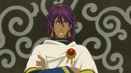 Prince Soma from Kuroshitsuji.