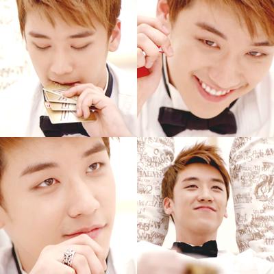 Seungri from BigBang! I tình yêu him <3