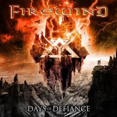 Firewind's album Days of Defiance