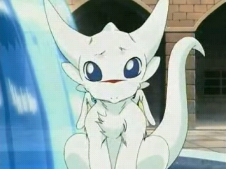 that cute little dragon from Dragon Drive :3