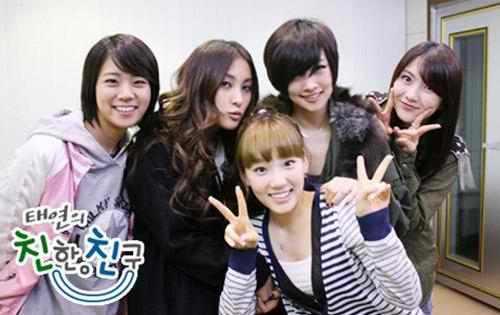Taeyeon w/ KARA
