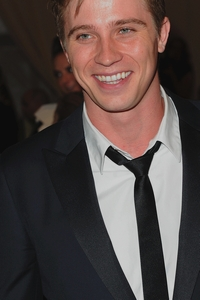 Totally Garrett Hedlund. I've been in cinta w/ him since before I was 12. <33