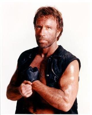 I don`t know... What if I tell wewe that... I`m Chuck Norris? >:D
