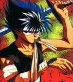 This is a hard one becouse pritty mich all of my favret characthers are non-human BUT, if I had to pick my favret...HIEI
