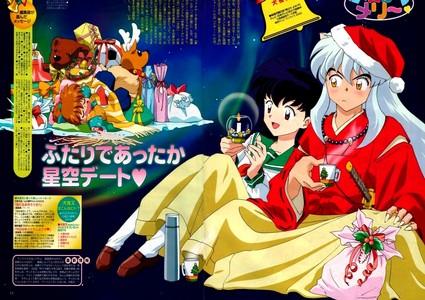 MERRY CHRISTMAS!!! - Anime Answers - Fanpop