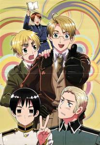 HETALIA!!! Damnit, why wasn't it listed here?! >:(