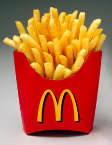 FRENCH FRIES!!!!!!!!! <33