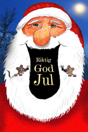God jul, og godt nytt år :) (Norwegian)