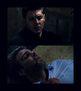 Sylar from ヒーローズ & Dean from Supernatural...