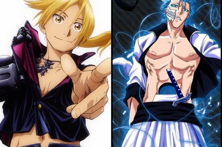 ed or grimmjow