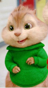 Theodore from Alvin and the chipmunks(: My little fatty cutie pie(:<3