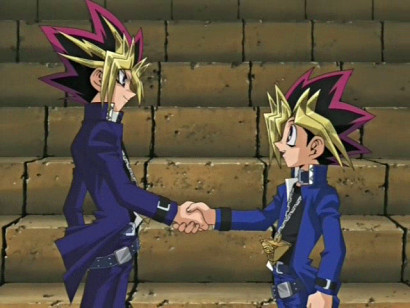 Yu-Gi-Oh! DM!!!OMG what i would do to have just one new episode,i really প্রণয় this anime,i cried when it ended <3 Yu-Gi-Oh! 4EVER <3333 Also Junjou Romantica should continue<3