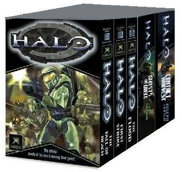 Is there any real cronilogical order to the books? - Halo