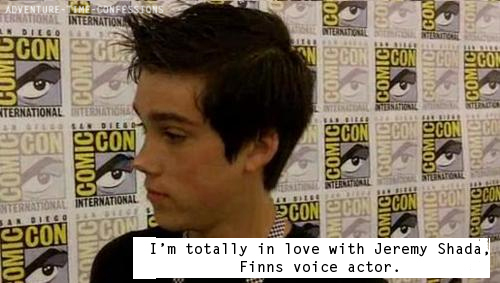 kiss this voice actor of finn and rob a place
