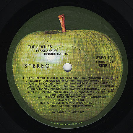 सेब Records, Inc.