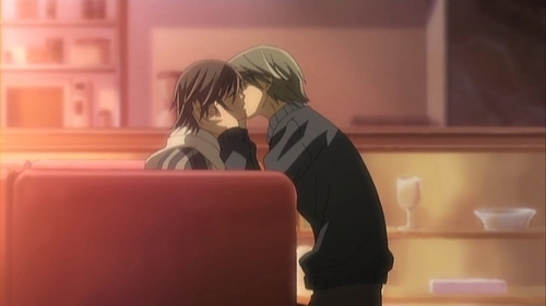 junjou romantica (its super romantic and hilarious)
