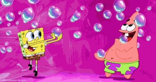 Spongebob. Squarepants. For the win :3