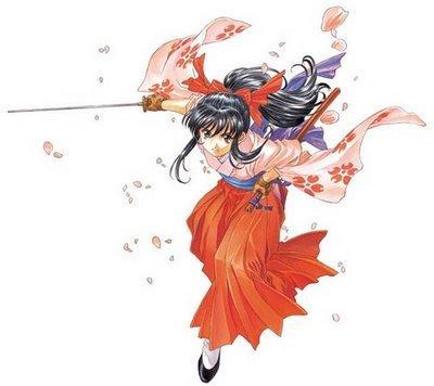 Sakura Taisen from Sakura Wars.