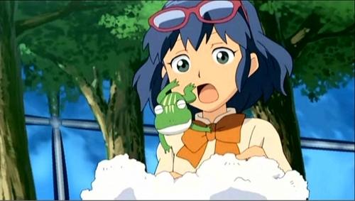 Haruna Otonashi(Celia Hills) from Inazuma Eleven