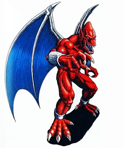 Yes, but only if it were THIS demon. Why? Because Firebrand is awesome. Nuff said.