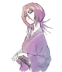 Rukia ^_^ (second place: C.C. from Code Geass)