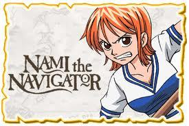 Nami from ONE PIECE