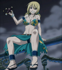 Lucy Heartfilia of Fairy Tail ^^