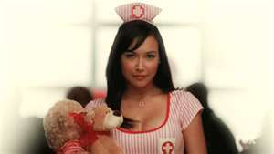 Santana Lopez from Glee. She is hot and awesome.