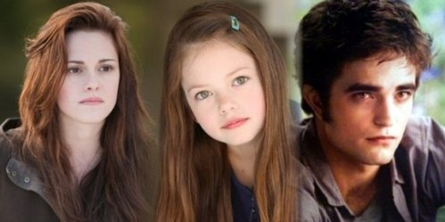 edward,bella and renesmee!!!!!! such a nice family!!!!!!<3