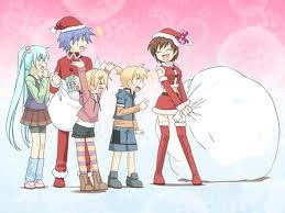 Merry Christmas? XD