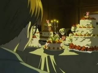 Changed my mind Honey with cake X3