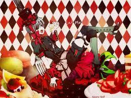 ciel eating sweets!