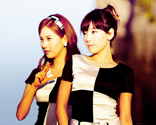 with maknae Seohyun~
