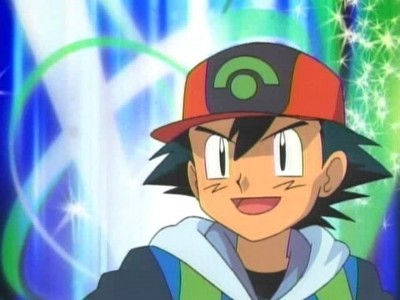 How about ash in pokemon???i thought wewe people will think of it...