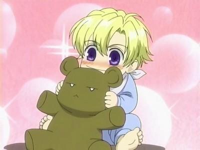 Tamaki as a baby!!!