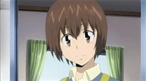 Tsuna's mom from KHR!
