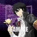 Kyo-kun from Katekyo Hitman Reborn!We would rule the Namimori Middle School,because he is the Disciplinary Committee Leader,so do I!!!!!!