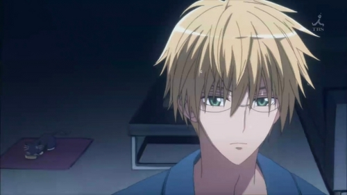 Usui Takumi from Maid Sama!!. who thought!!