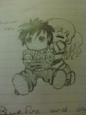 Because I believe I can draw that easily. Looks cute.