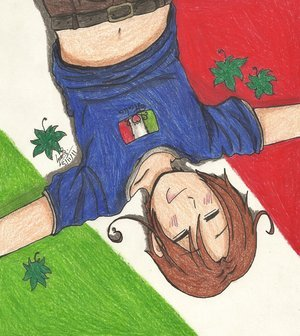 Id spend the ngày with Italy-kun but i don't really know what we would do maybe...anything he would wanna do :D