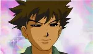 brock cos he is soooooo cute and i'd make it feel like the Pokémon world