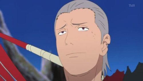 It means Hidan. And the number 141. Was that hard to think?