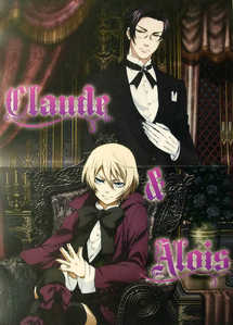 Alois Trancy & Claude!!!!! प्यार them bcoz... Alois & Claude had a beauty eyes,hehe.. and Their evil spirit makes me feel proud about them......... Maybe only that....................................