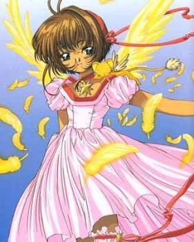 Sakura in a dress :)