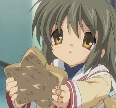 Fu-chan from Clannad,she's so kawaii!:3
