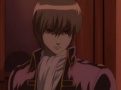 Sogo from Gintama o.o The worst bit is...his a sadic 0.0