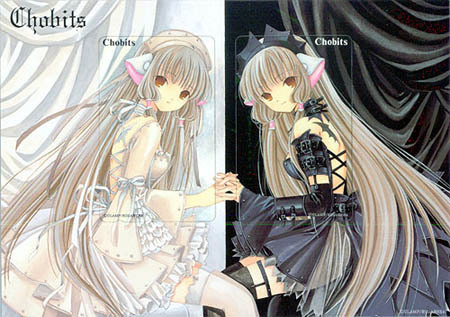 Chobits! Coz i want to know what will happen to chi and hideki