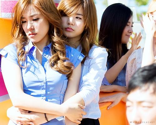 Sunny and Tiffany (SunFany)